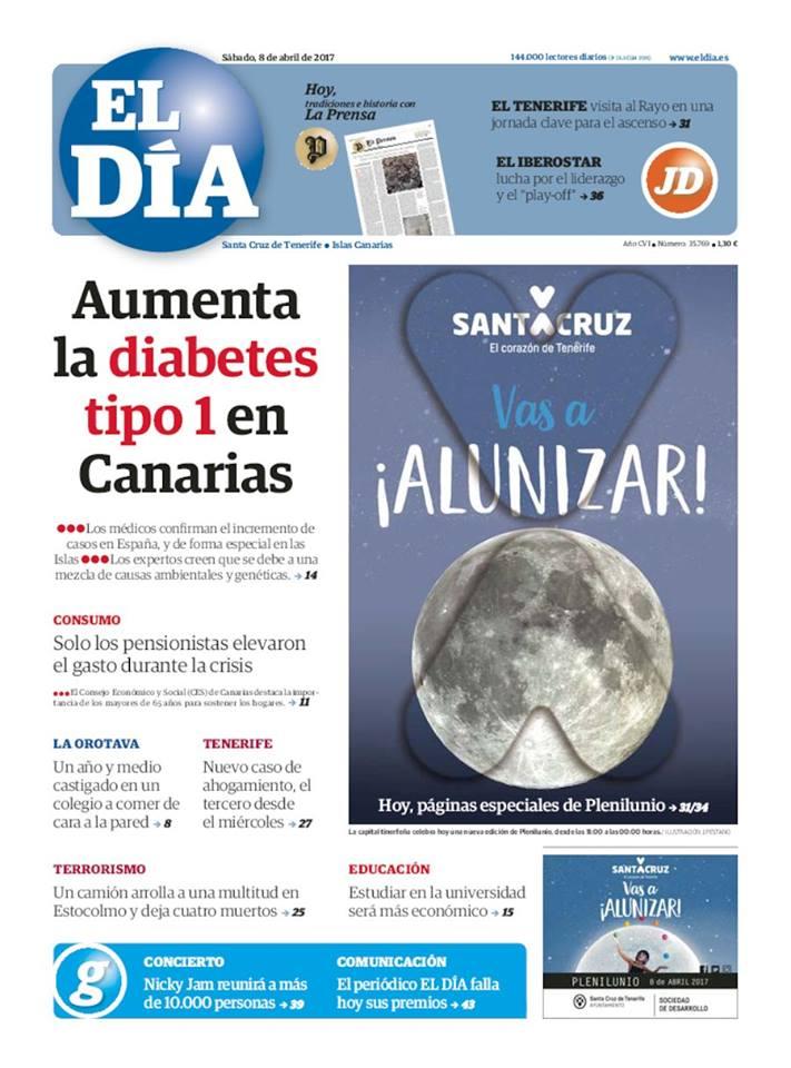Aumenta la diabetes tipo 1 en Canarias