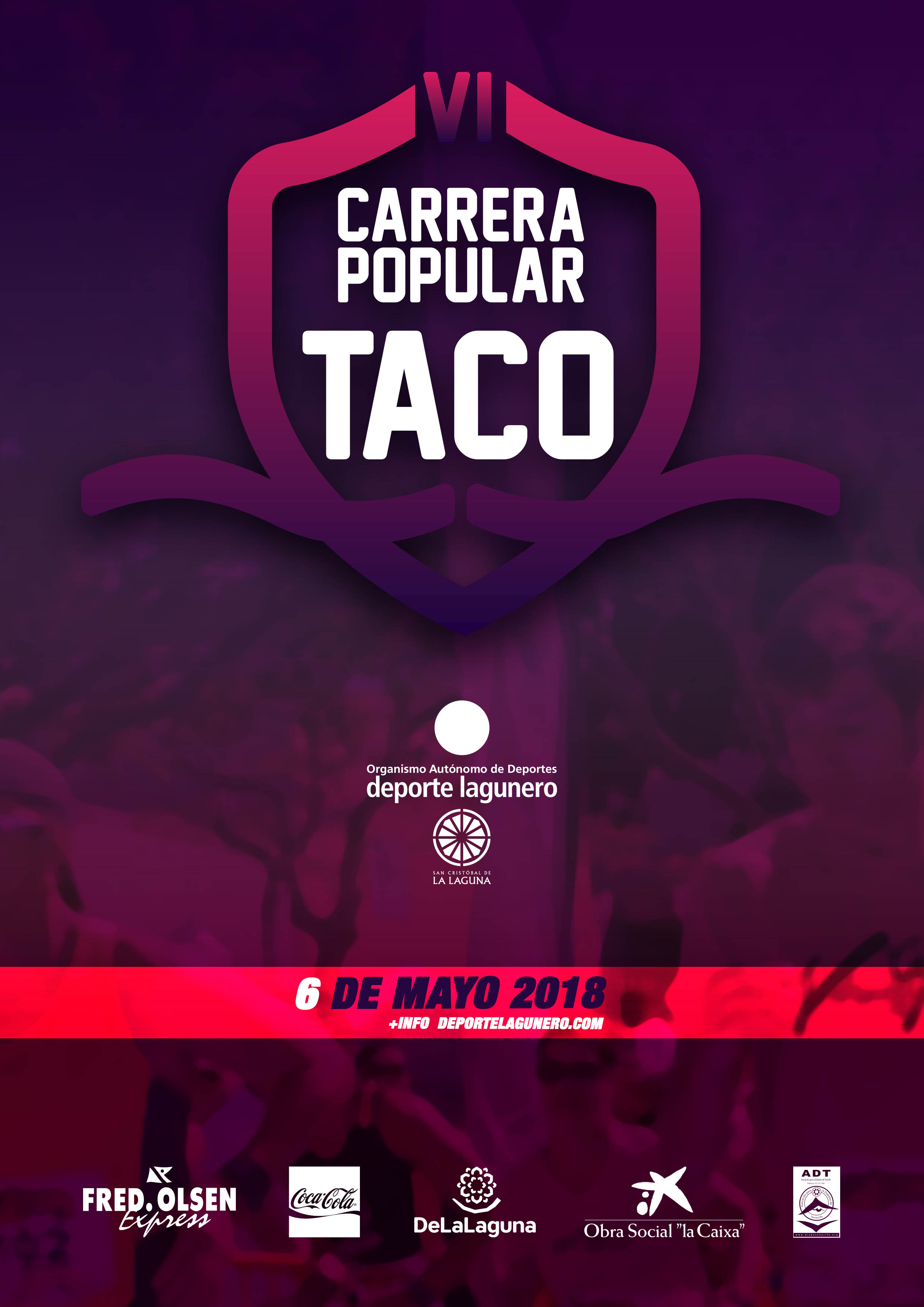 POSTER TACO OFICIAL LOW