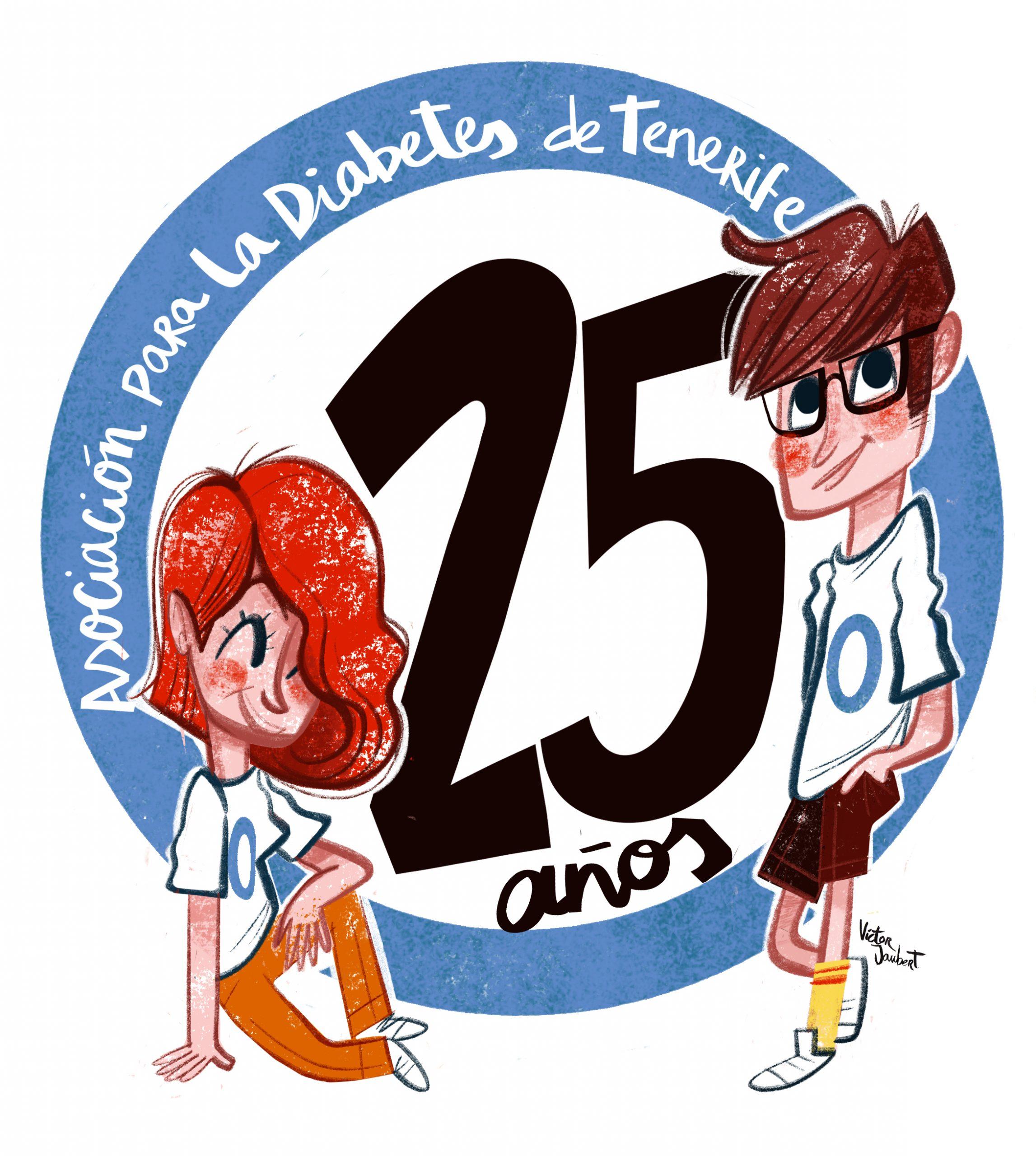 Logo especial 25 años
