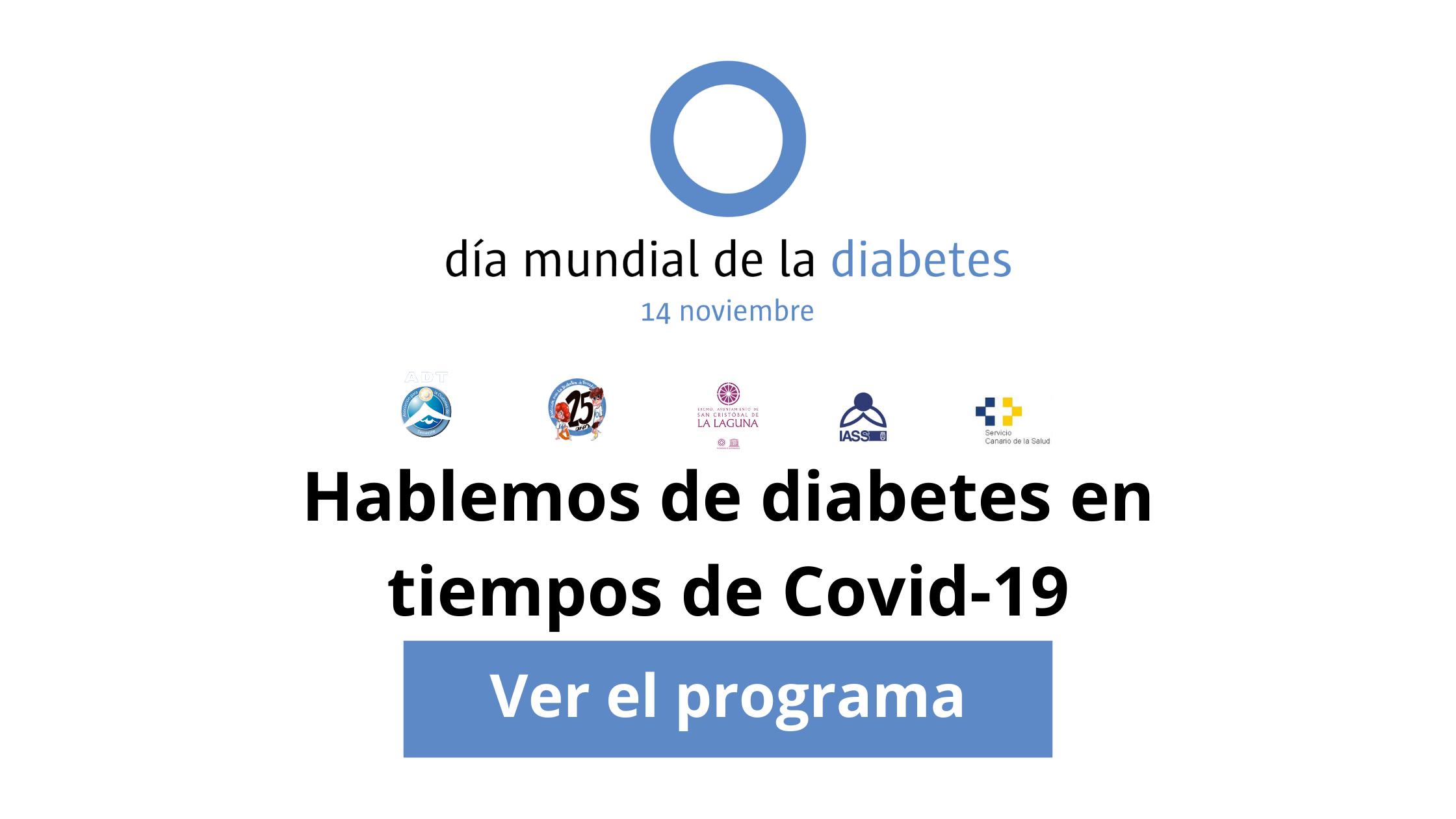 El 14 de noviembre celebramos el Día Mundial de la Diabetes