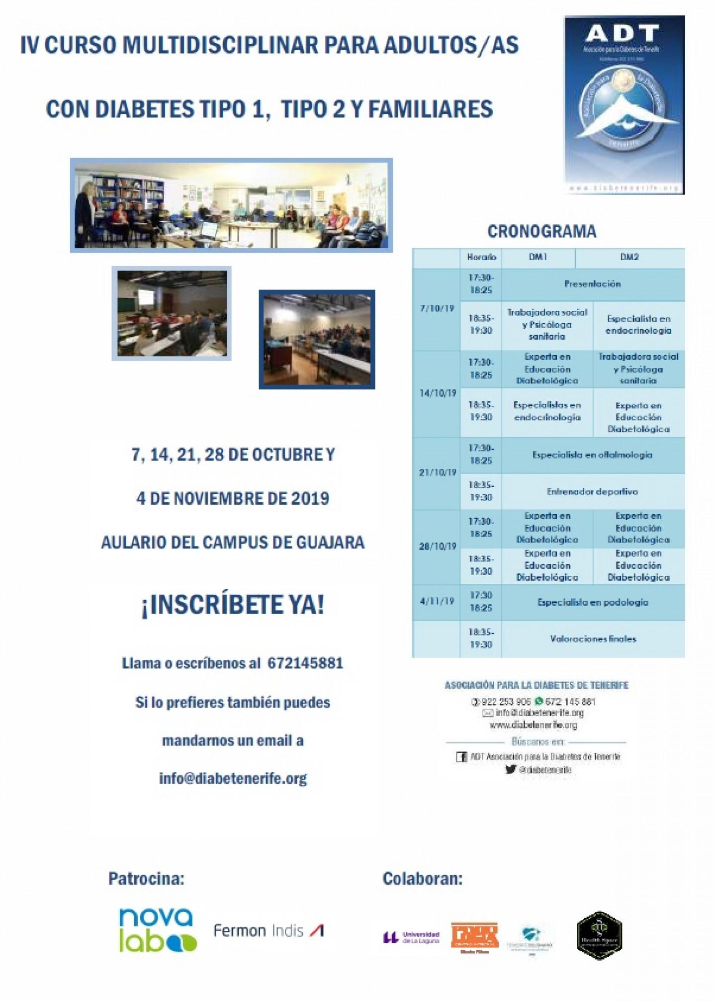 folleto de diabetes pediátrica español